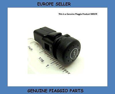 Gauche /& Droite Rétroviseurs noir 8 mm x2pcs 589601 Piaggio Fly 150 2005-2007