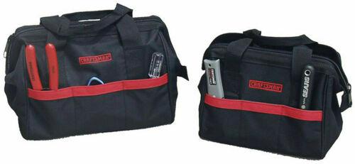 environ 30.48 cm Craftsman 10 et 12 in Sac à outils Combo Set résistant à l/'eau Outils sacs de stockage