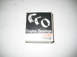 Conrod-Bearing-Set-040-034-Size-Mercedes-OM-346Diesel-1964-on