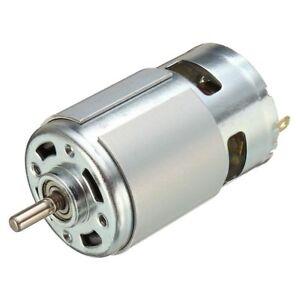 775 DC 12V-36V 3500-9000RPM Motor Large Torque Ball Bearing High Power Low  A7A6 192090424955