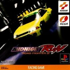 PS1 MIDNIGHT RUN ROAD FIGHTER 2 Japan PS PlayStation 1 F/S