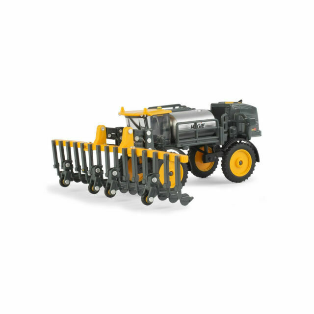 1//64 Hagie Sts16 Sprayer With Nitrogen Bar John Deere Farm Equipment Ertl for sale online