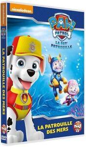 DVD-Paw-Patrol-La-Pat-039-Patrouille-La-patrouille-des-Mer