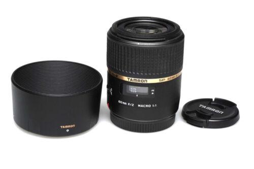 1 von 1 - Tamron SP G005 60 mm F/2 LD Di-II SP 1:1 f. Sony Alpha A-Mount