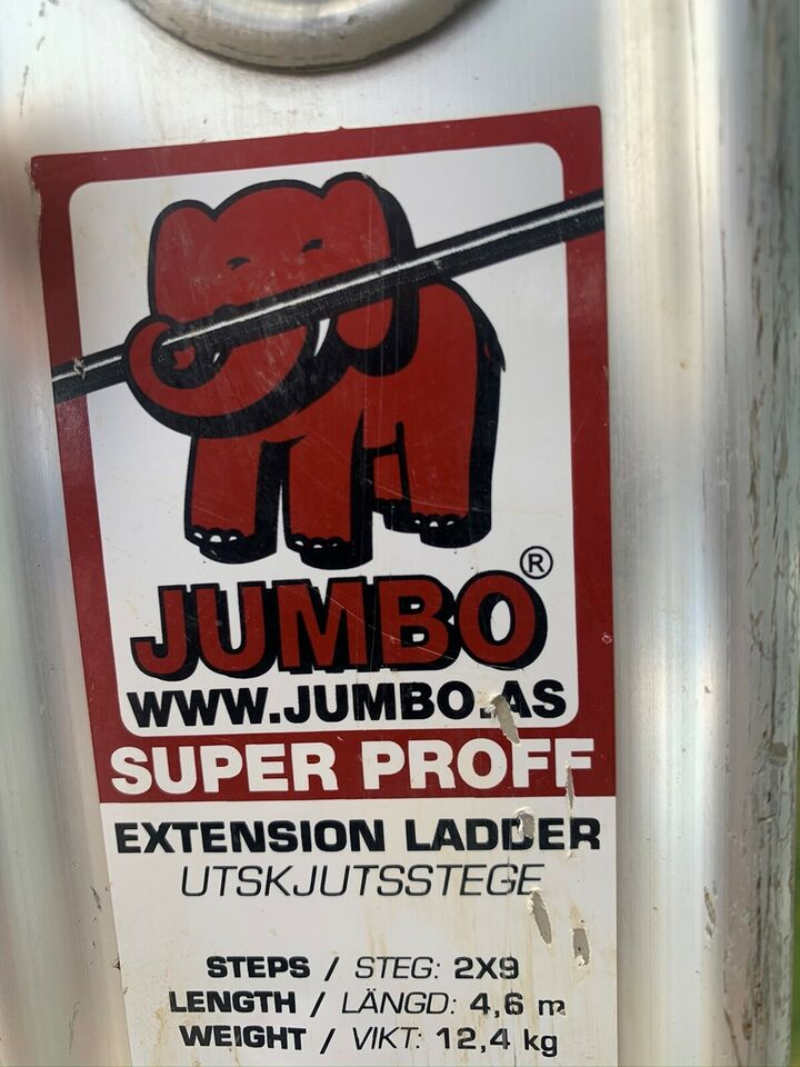 Stige, Jumbo