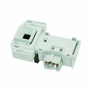 Image is loading Bosch-Washing-Machine-Door-Interlock -Switch-WAE24270AU-WAE24271AU-  sc 1 st  eBay & Bosch Washing Machine Door Interlock Switch WAE24270AU WAE24271AU ...