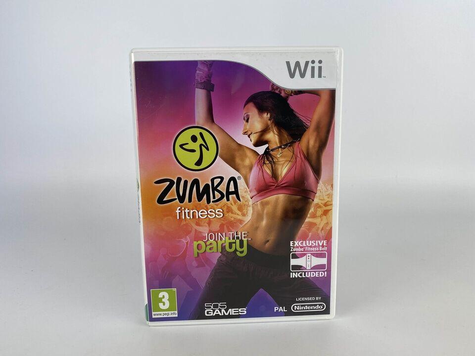 Zumba Fitness , Nintendo Wii