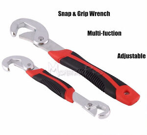 2 set of Snap and Grip Quality 2pcs Multi-function Wrench Universal Wrench tool
