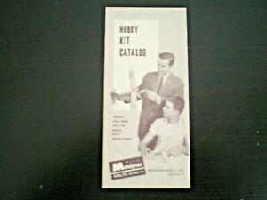 Monogram-Original-Mini-Hobby-kit-Catalog-sheet-from-1960
