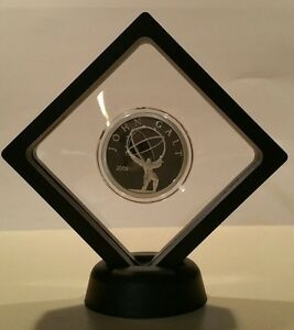 Atlas Shrugged Who Is John Galt 1 Oz 999 Silver Proof Ayn
