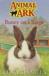 Bunny-On-A-Barge-Animal-Ark-Daniels-Lucy-Very-Good-Book