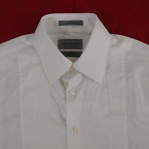 e3e008917171 John W. Nordstrom Men's Long Sleeve White French Cuff Dress Shirt ...