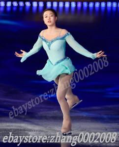 Ice skating dress.Competition Figure Skating  Dance Baton Twirling Costume
