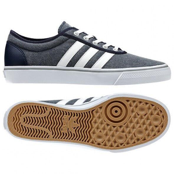 big sale 4ed1f 34498 adidas Originals Adi Ease Skate Canvas Navy Lo Trainer G5920