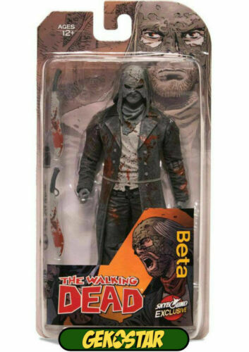 Bêta sanglant The Walking Dead Skybound Exclusive Action Figure