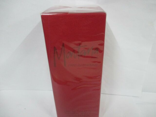D'homme Montana Eau Ml De 125 Parfum Toilette fyb6g7