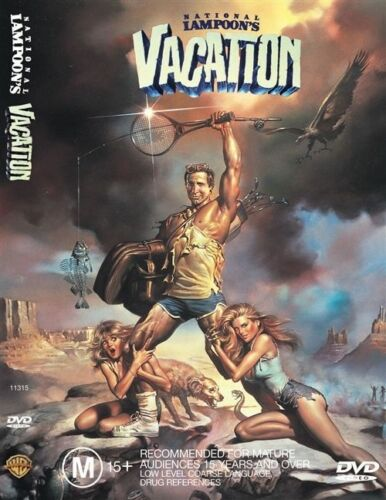 1 of 1 - National Lampoon's Vacation DVD=REGION 4 AUSTRALIAN RELEASE=BRAND NEW AND SEALED