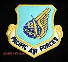 USAF PACIFIC AIR FORCES COLLECTOR PATCH PACAF JOINT BASE HARBOR HICKHAM