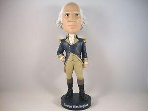 """Verantwortlich """"george Washington"""" Ca Filme & Dvds 21 Cm Wackelkopf-figur Royal Bobbles Bobble Head PüNktliches Timing"""