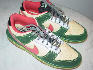 buy popular 26840 2ea18 Image is loading 2008-Nike-SB-Dunk-Low-Premium-034-Musquito-