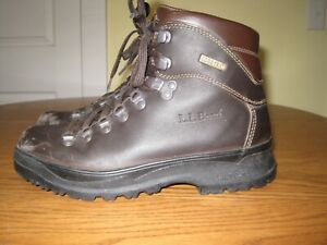 2344ecc27c4 Details about LL BEAN Cresta Hiker Gore-Tex Waterproof Hiking Boots Size  8.5M Made in ITALY