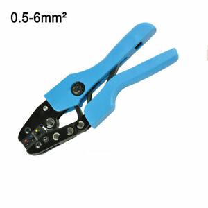 0-5-6mm-Ratchet-Ferrule-Bootlace-Crimper-Crimp-Plier-Wire-Terminal-Cutter-Kit