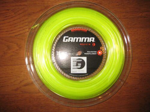 Gamma Poly-Z Tennis String