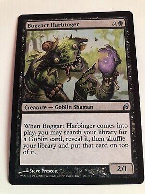 Magic Mtg Lorwyn Boggart Harbinger   near mint