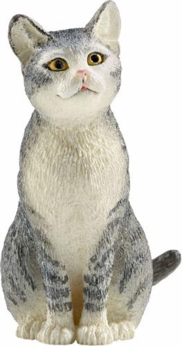 sitzend ab 3 Jahre 13771 Katze Schleich Farm World Bauernhoftiere