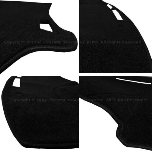 BLACK fits 2008-2016   FORD F250  DASH COVER MAT DASHBOARD PAD