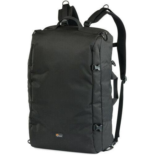 Lowepro S&F Transport Duffle Backpack (Black)