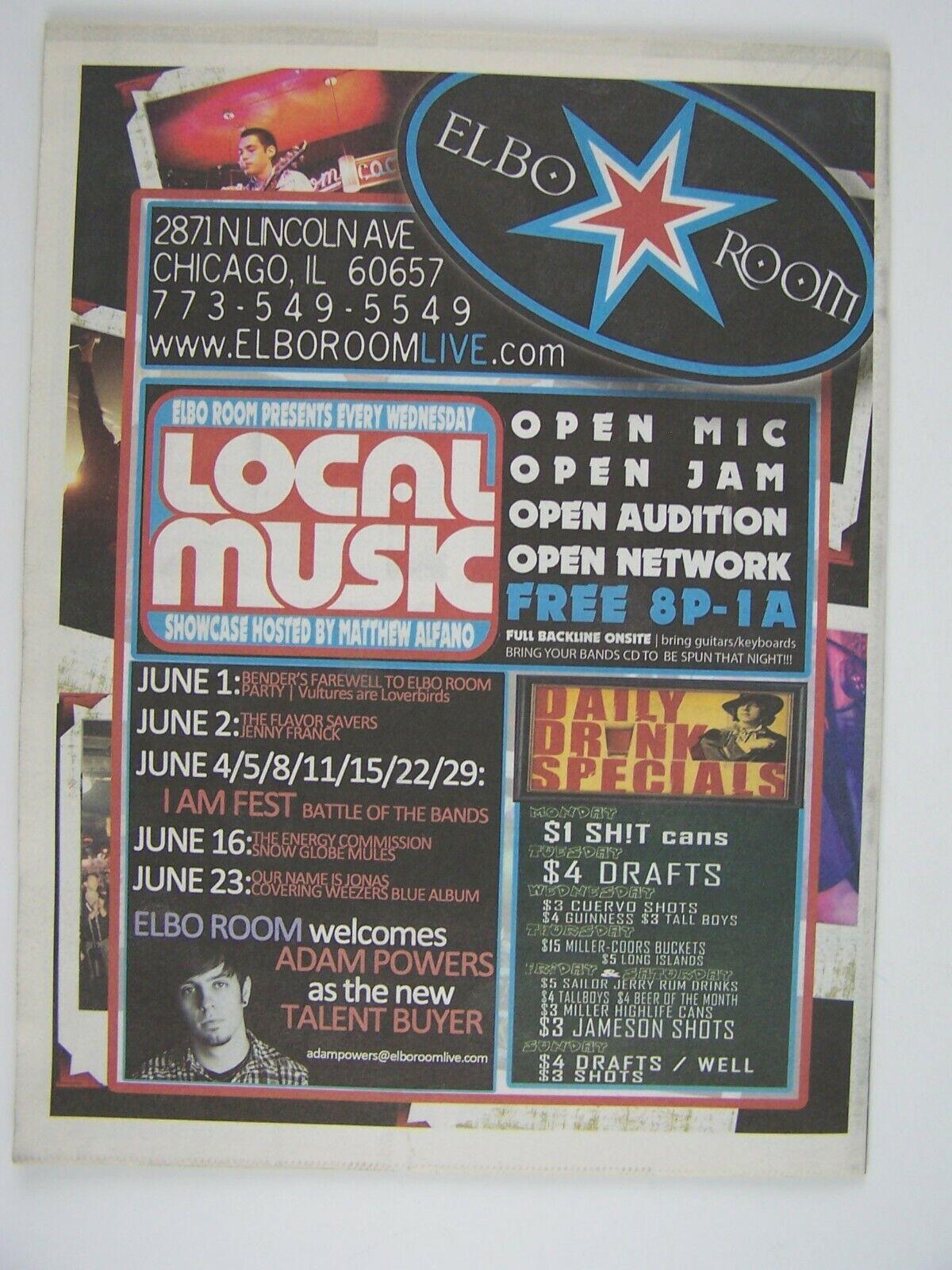 Illinois Entertainer June 2012 Tenacious D Cover Interv