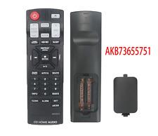 NEW ORIGINAL LG AKB73655751 AUDIO REMOTE CONTROL CM8440 CM8440FB