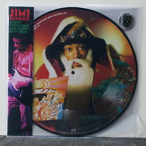JIMI-HENDRIX-039-Merry-Christmas-Happy-New-Year-039-RSD-Ltd-Edition-PICTURE-DISC-12-034
