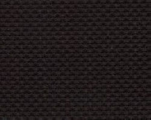 "59"" X 1 Yard 14 count black Cotton Aida Cloth Cross Stitch Fabric"