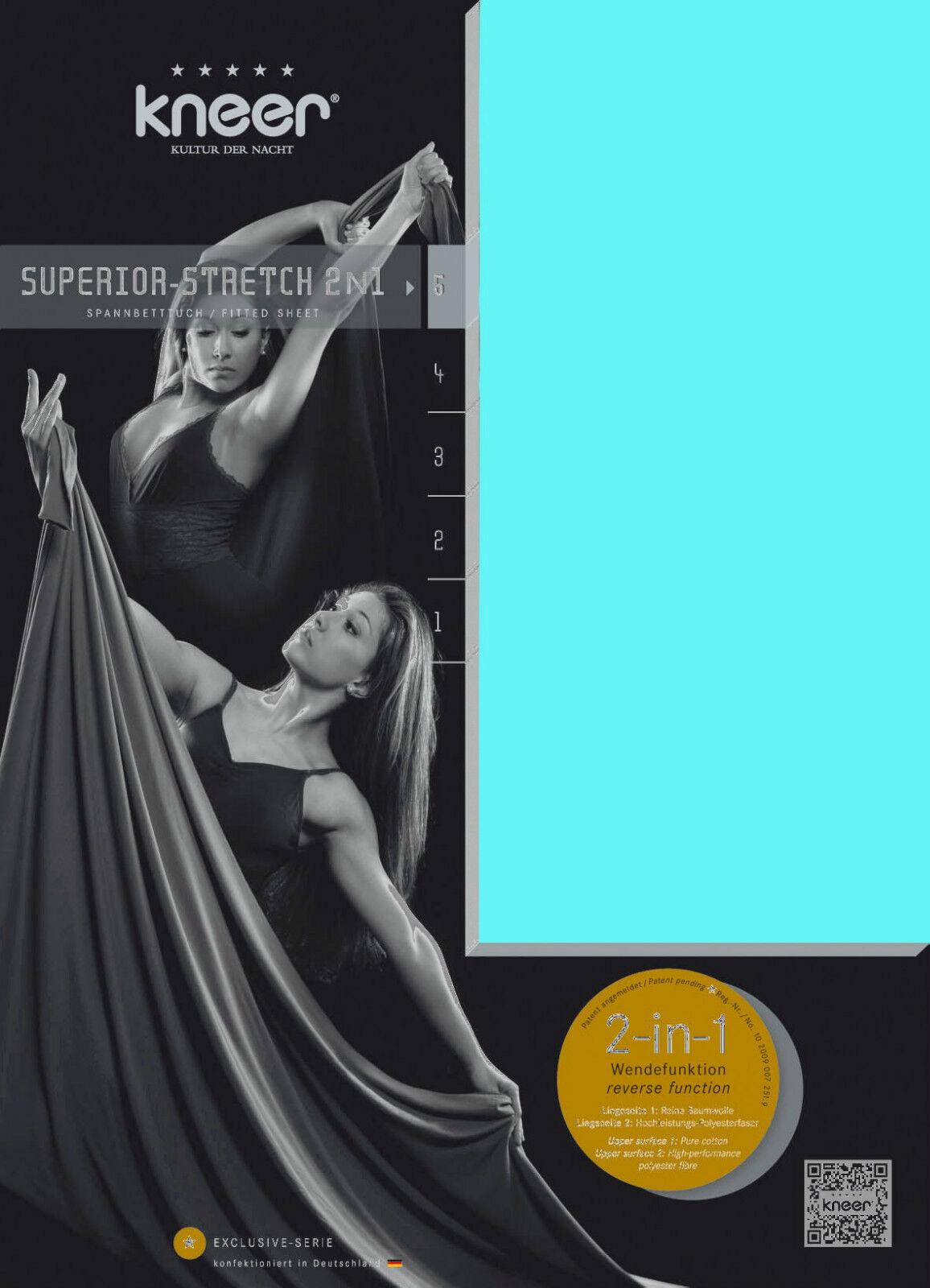REVERSIBLE Sábana 120x200-130x220 ajustable superior-stretch 2n1 120x200-130x220 Sábana Kneer Q98 6ddf53