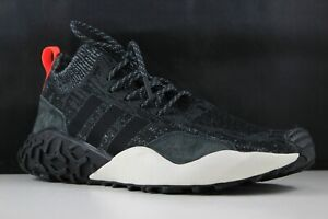 Details about Adidas F2 TR PK Size 10 Mens Primeknit CarbonBlackWhite AQ1109
