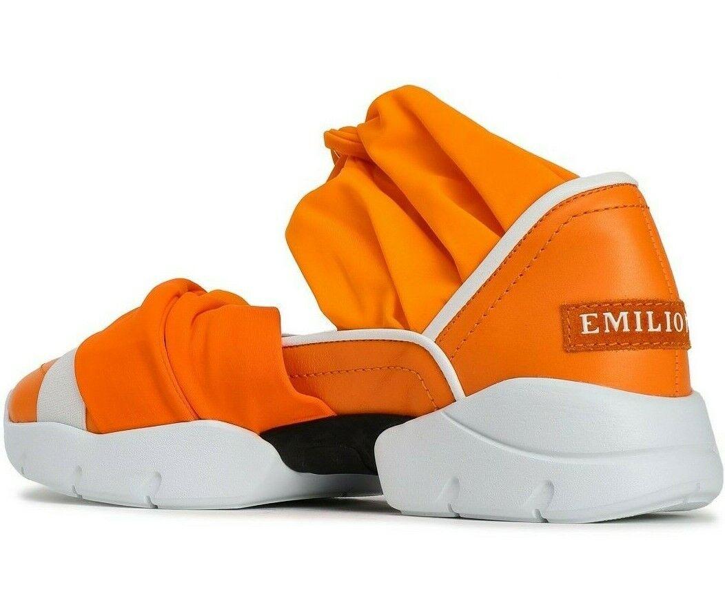 Emilio Pucci City su Ruffle Trainers  Slip -on scarpe da ginnastica Scarpe scarpe da ginnastica 36  incredibili sconti