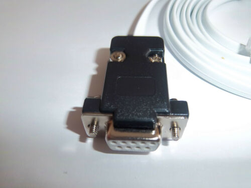 RS232 Unitronics DSUB9 Sich RJ12 Kabel für Jazz Plc Einheiten