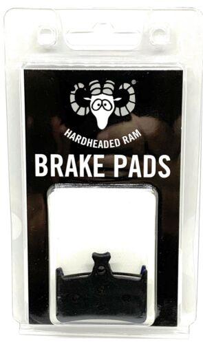 Mono Bike brake pads resin for Hope E4 Tech Evo. Tech 3 DBP//59