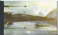 GREAT BRITAIN 2015 STAR WARS PRESTIGE BOOKLET  UNMOUNTED MINT.