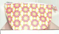 Origins Yellow And Orange Makeup Cosmetic Bag