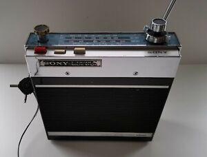 Vintage SONY FM/AM/SW Portable 11 Transistor Radio 7F-74L Working!