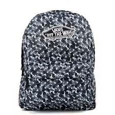 VANS Realm Backpack Butterfly Black Schoolbag V00NZ0KJT UK STOCKIST *FREE HARIBO