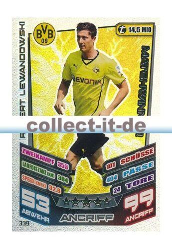 Match coronó 13//14-339-Robert Lewandowski-Matchwinner