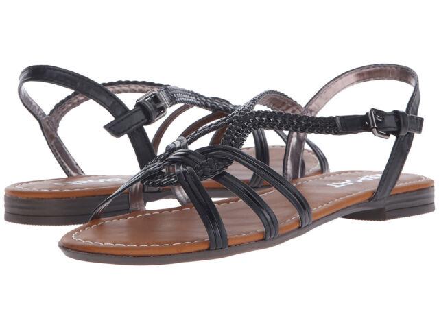514d4525c25f9a Report Women s Garam Black Sandals - Size 6 NWB