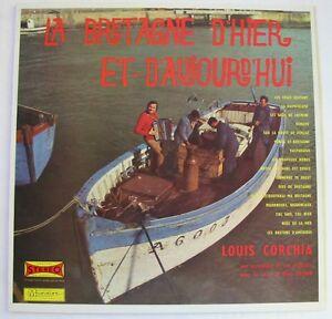 LOUIS-CORCHIA-DANY-DELMIN-LP-33-Tours-LA-BRETAGNE-D-039-HIER-ET-D-039-AUJOURD-039-HUI