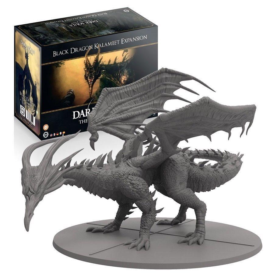 Dark Souls el juego de tablero Dragón Negro kalameet steamforged Juegos En Stock