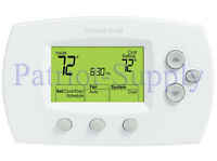 Honeywell Th6110d1005 Pro 6000 1 Heat/1 Cool Programmable Thermostat