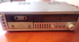 Onkyo TA-2050 Kassettenrekorder - München, Deutschland - Onkyo TA-2050 Kassettenrekorder - München, Deutschland